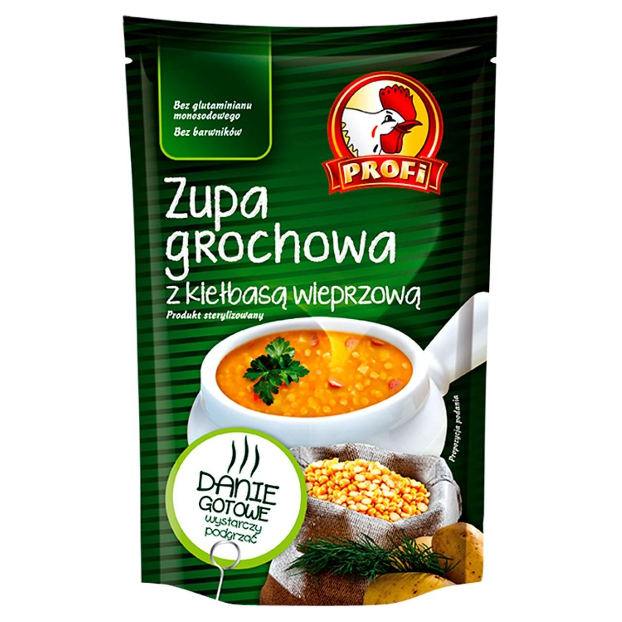 Profi Zupa Grochowa 450g Delikatesy Echt Pol